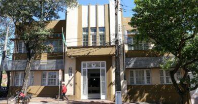 Sede da Prefeitura de Foz do Iguaçu (Foto: Agência Municipal de Notícias )