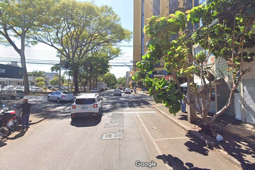 Rua Xavier da Silva