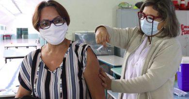 Vacinação é uma estratégia coletiva de saúde pública e necessita da participação de cada um para atingir sua máxima eficácia - Foto: Christian Rizzi (AMN)