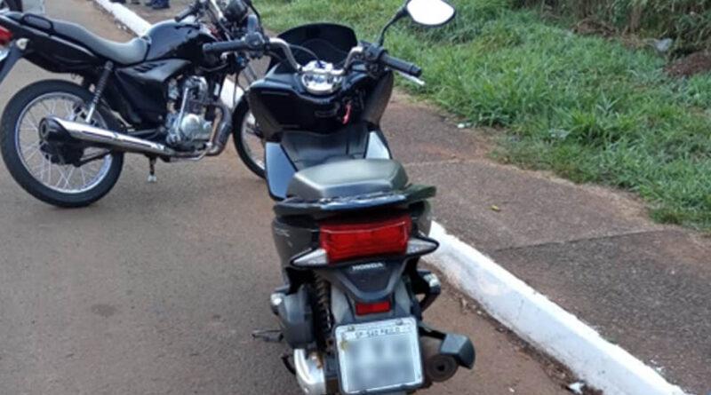 Moto tem 475 multas, havia inclusive por infrações gravíssimas - Foto: Foztrans.
